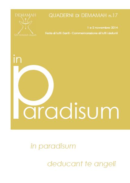 Copertina In Paradisum