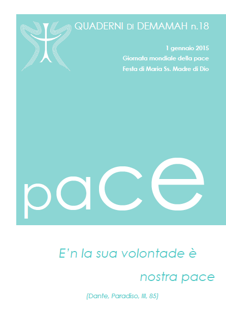 Pace copertina