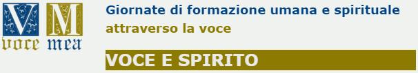 Voce e Spirito